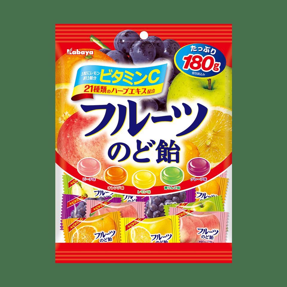 Fruits Lozenge