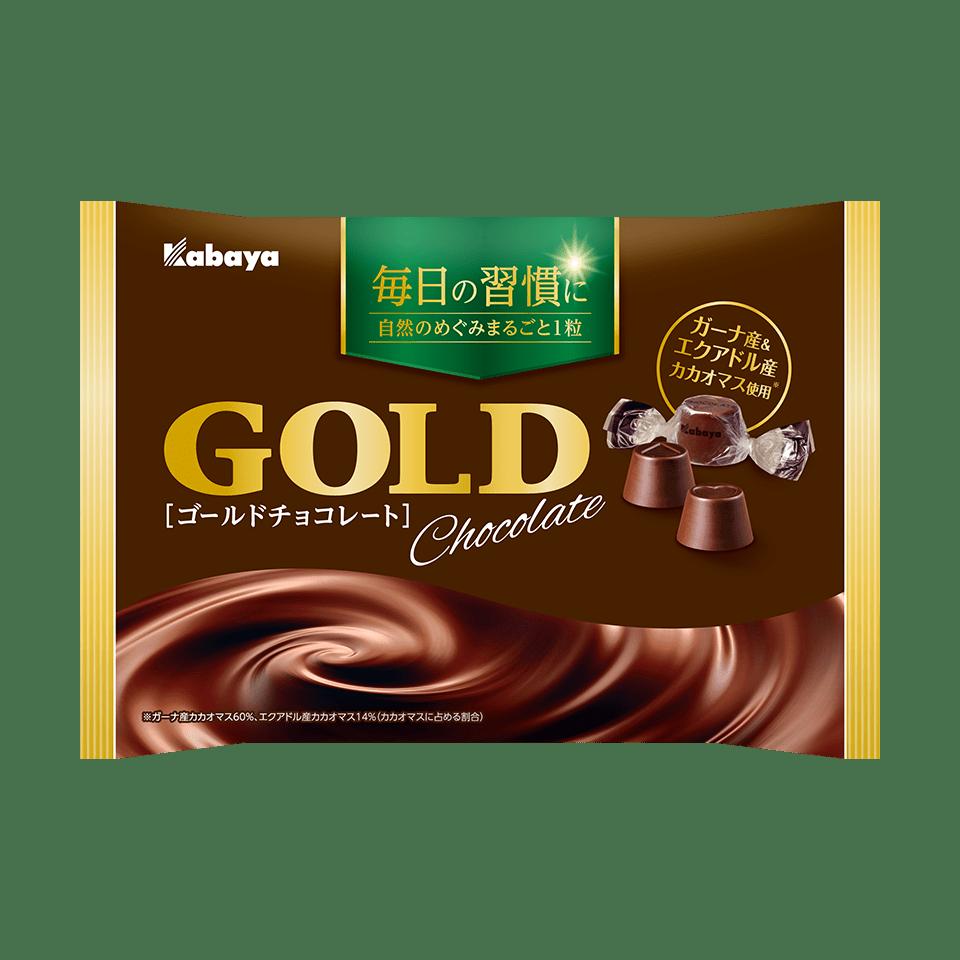 Gold Chocolate