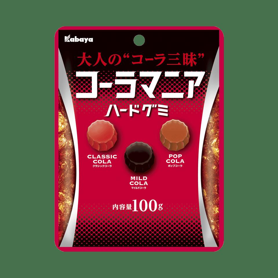 Cola Mania Gummy